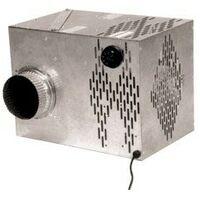 Groupe de recupération d'air chaud 600m3 connecté et filtre intégré