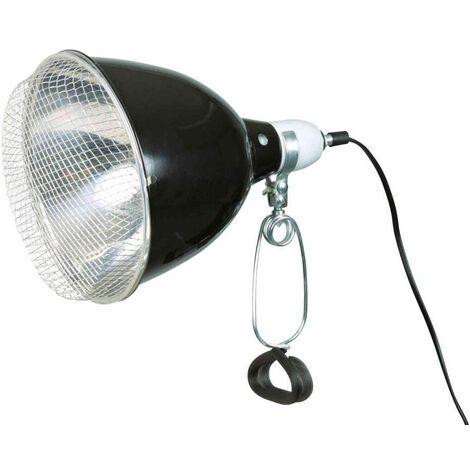 Lampe réflecteur à pince - ø 21 × 21 cm