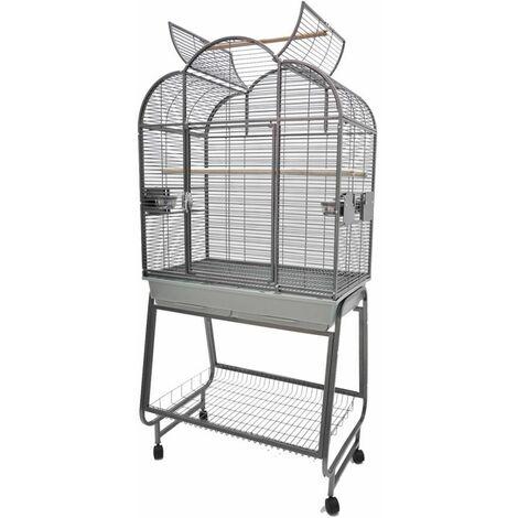 Cage perroquet adam 86 x 56 x 174 cm M
