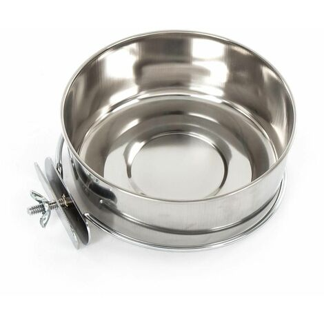 Gamelle inox cage 950ml