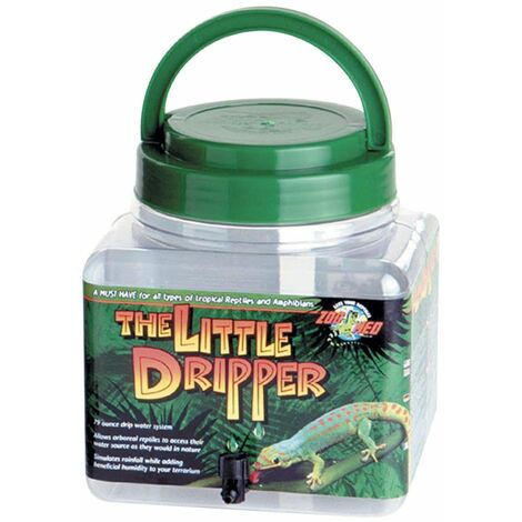 Reptile water treatments