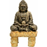 Decor bouddha sur ponton