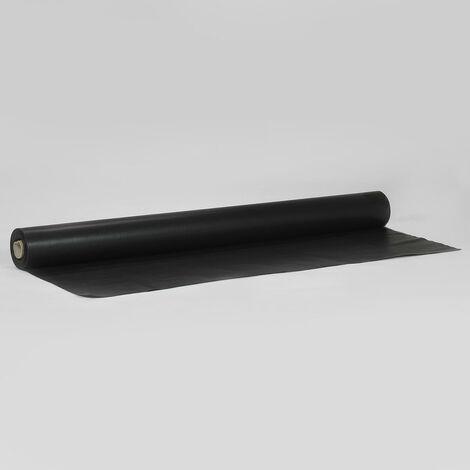 Polyane Noir Pro 150 6 m x 25 m 150 M² - 150 microns - Dulary