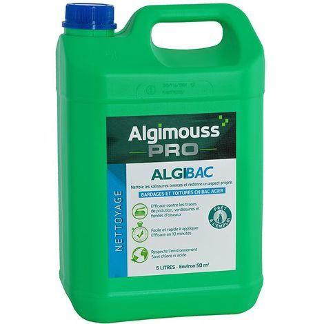 Algibac - Bidon de 5L - Algipro