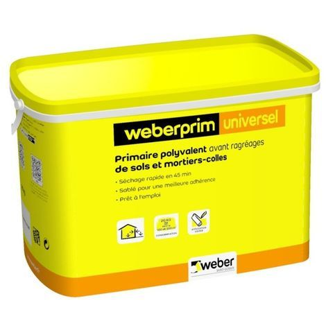 Weberprim universel 20 kg- Weber