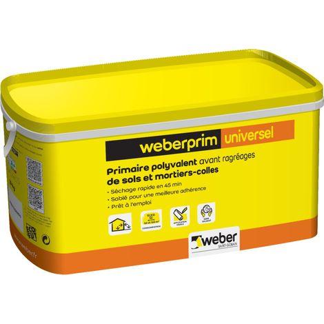 Weberprim universel 5 kg- Weber