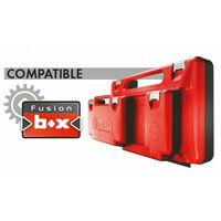 Fusion box textile garni Plomberie 38 pièces - Mob/Mondelin