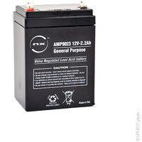 Sealed lead acid battery YUASA NP17-12I FR 12V 17Ah M5-F