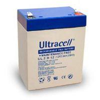 Batterie plomb étanche UL2.9-12 Ultracell 12v 2.9ah