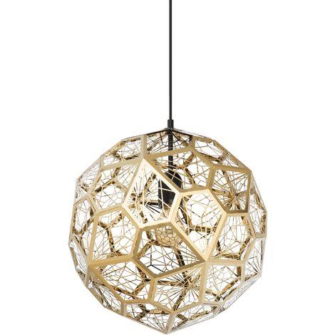Lámpara de Techo Diamond SKLUM  Acero Inoxidable         Dorado -    Dorado