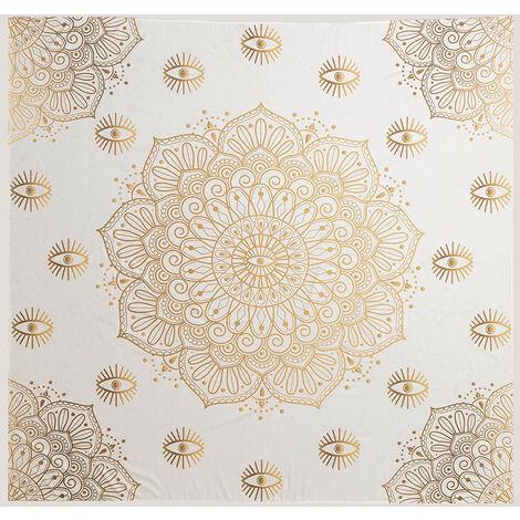 SKLUM Pareo Telo Mare in Cotone Mandala Multicolore Classic Cotone