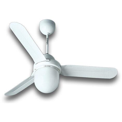Vortice Lampadari A Pale.Vortice Ventilatore A Soffitto Nordik Design Is L 120 48 Bianco 61101