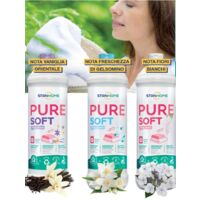 Stanhome Pure soft Ammorbidente concentrato vaniglia,gelsomino,fiori bianchi