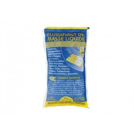 Fluidifiant pour béton, mortier et plâtre - 175 ml Marron