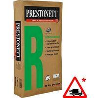 Enduit de rebouchage PRESTONETT R reboucheur 15 Kg