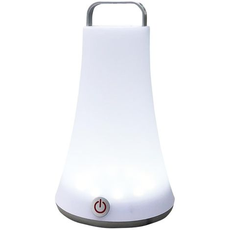 Lanterne lumineuse LED rechargeable blanche TOBY