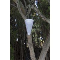 Lanterne lumineuse LED Solaire HANG CREAMY W34
