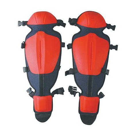 Gambali protettivi supercomfort con protezione ginocchia