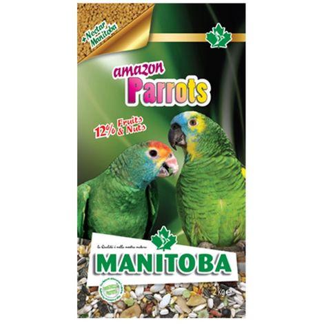 Amazon Parrots Manitoba   2 kg