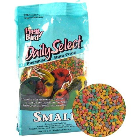 Pretty Bird Daily Select Small   1 kg