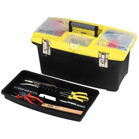 Boîtes à outils Stanley 1-92-905 48x23x27 cm 2 organisateurs + 1 compartiments.