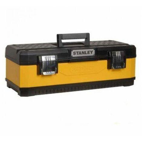 Boîtes à outils Stanley 1-95-612 en métal L49xP22xH29 cm.