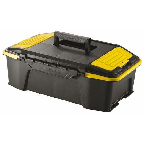 Boîtes à outils Stanley STST1-71964 50x31x16 cm Organisateur couvercle. Poignée soft grip.