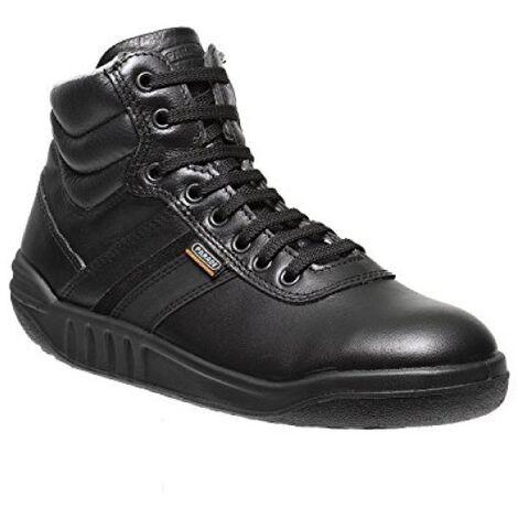 Chaussures de sécurité montantes de chantier - Parade Jokera - Norme S3 - Femme Noir 39 - Noir