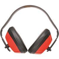 Casque de travail anti-bruit Mixte Jaune ou Rouge Jaune Unique - Jaune