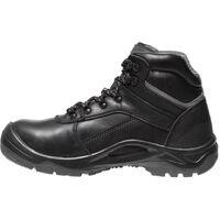Chaussures de sécurité montantes pour chantier - Parade Avila - Norme S3 - Femme Noir 36 - Noir