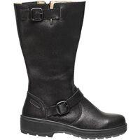 Bottes de sécurité noir en cuir - Parade Delia - Norme S3 - Femme Noir 41 - Noir