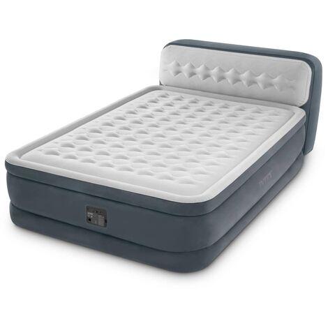 Intex Luftbett Dura Beam Deluxe Ultra, Deluxe Air Bed Queen Size