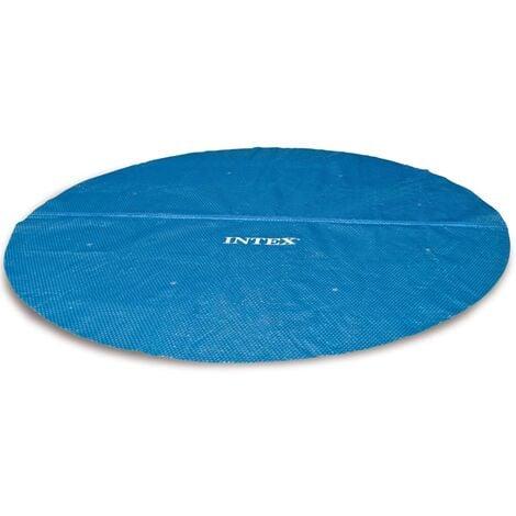 Intex Solar Pool Cover Round 457 cm 29023 - Blue