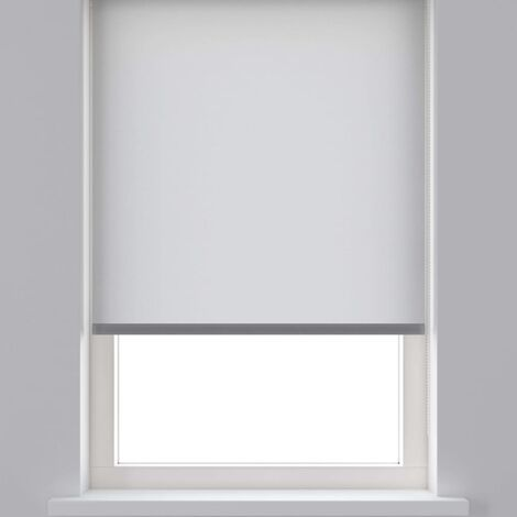 Decosol Roller Blinds Translucent White 150x190 cm  - White