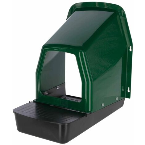 Kerbl Chicken Laying Nest with Tray 37x44x49.5 cm Plastic Green