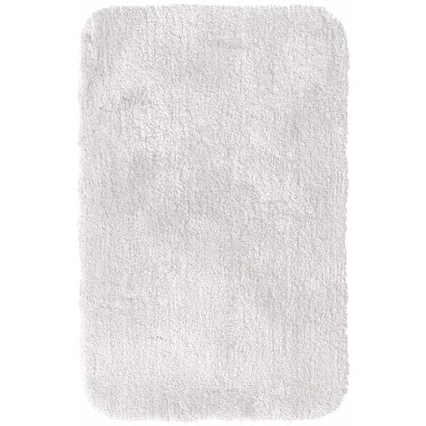 RIDDER Bathroom Rug Chic White 90x60 cm - White