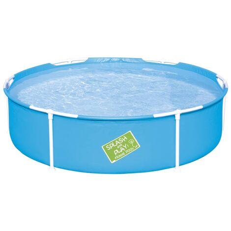 Bestway Swimming Pool My First Frame Pool 152 cm - Blue