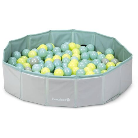 Beeztees 200 pcs Puppy Play Balls for Ball Pool - Multicolour