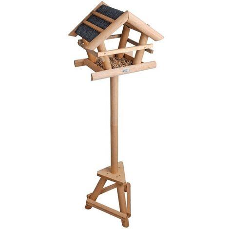 Esschert Design Bitumen Bird Table in Gift Box FB255 - Brown