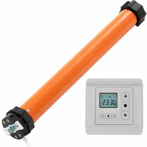vidaXL Tubular Motors with Controller