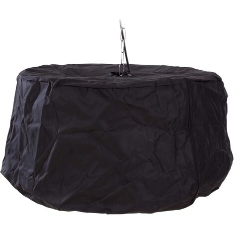 Sunred Cover for Hanging Heater Artix Black - Black