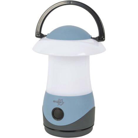 Bo-Camp Table Lantern Cygnus Blue LED