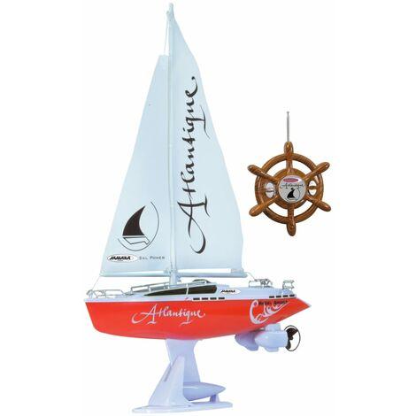 Jamara RC Sailing Boat Atlantique 27Mhz - Multicolour