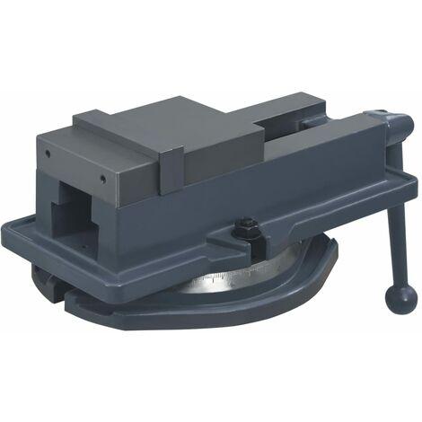 vidaXL Turntable Vice Machine Cast Iron 85 mm