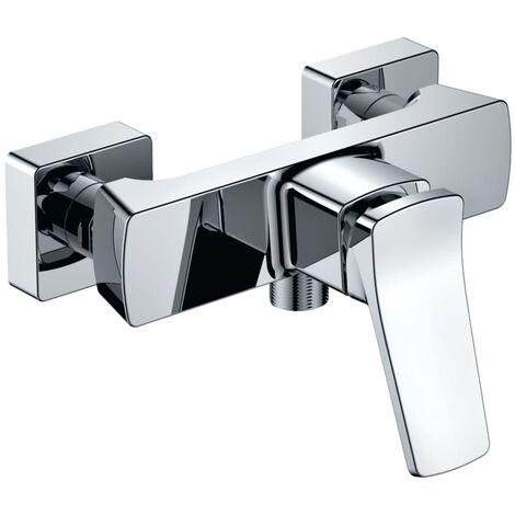 SCHÜTTE Shower Mixer STILO Chrome - Silver