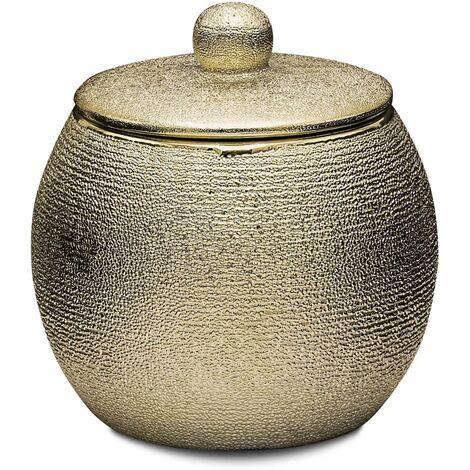 RIDDER Box For Cotton Lucida Gold - Gold