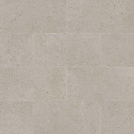 Grosfillex Wallcovering Tile Gx Wall+ 11pcs Concrete 30x60cm Beige - Beige