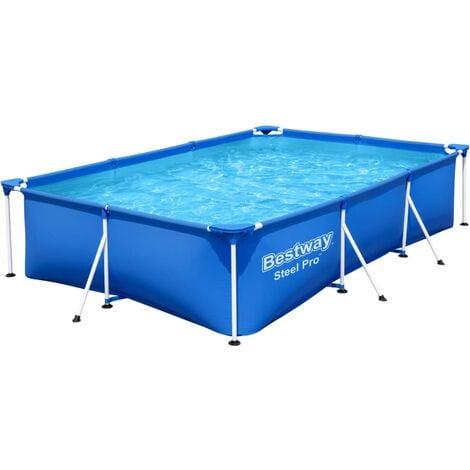 Bestway Steel Pro Swimming Pool 300x201x66 cm - Blue