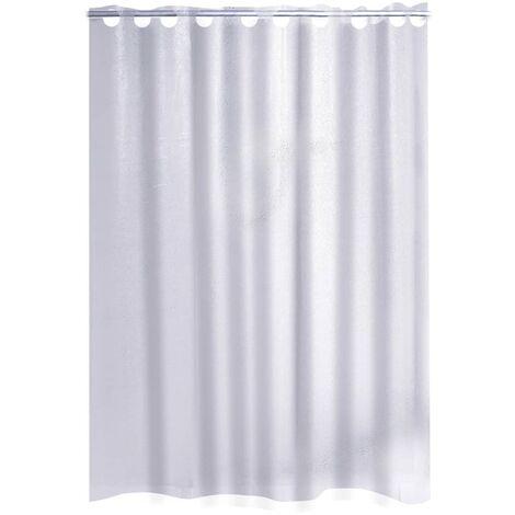 RIDDER Shower Curtain Vinyl Crashed Ice