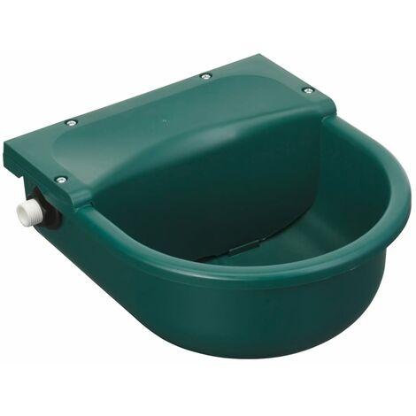 Kerbl Float Bowl S522 3 L Plastic Green 22522 - Green